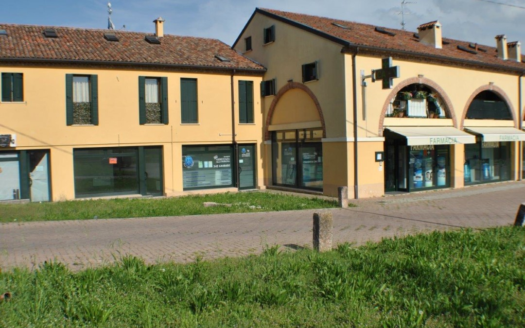 Arlesega – fronte strada statale 11